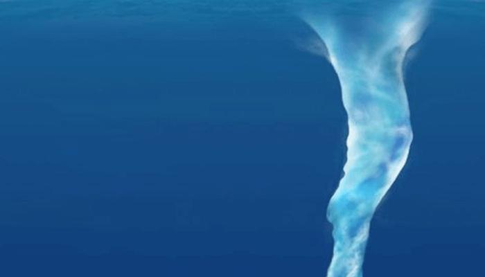 Estalactitas de hielo oceánicas