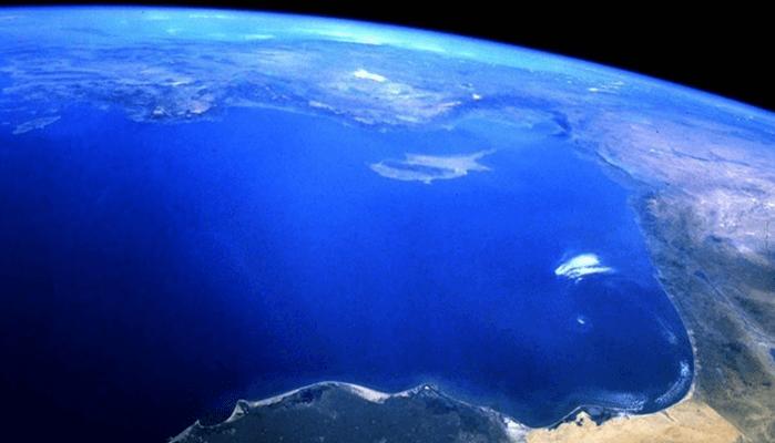 Origen de los Océanos