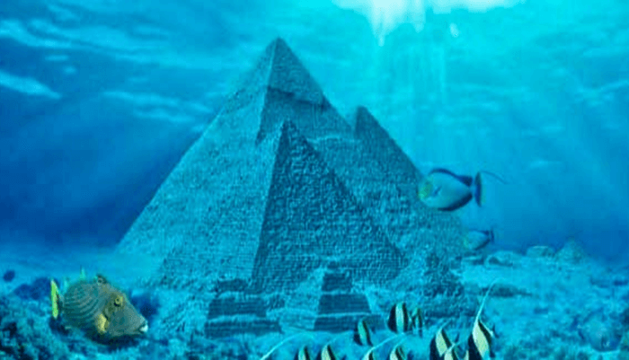 Pirámides Yonaguni