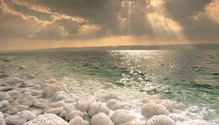 El Mar Muerto Y Su Cuasi-Salinidad