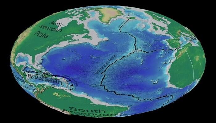Profundidad Del Océano Atlántico